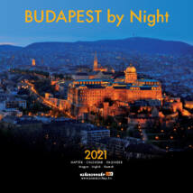 BUDAPEST BY NIGHT 2021 (20X20CM)