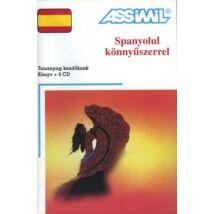 ASSIMIL - SPANYOLUL KÖNNYŰSZERREL + 4 CD