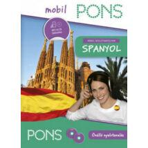 PONS - MOBIL NYELVTANFOLYAM SPANYOL CD