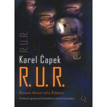 R.U.R. - ROSSUM UNIVERZÁLIS ROBOTJAI