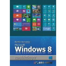 MS WINDOWS 8 ZSEBKÖNYV