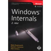 WINDOWS INTERNALS 2. RÉSZ