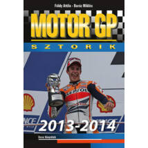 MOTOR GP SZTORIK 2013-2014