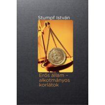 ERŐS ÁLLAM - ALKOTMÁNYOS KORLÁTOK