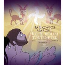 KÉPES BIBLIAI TÖRTÉNETEK + DVD