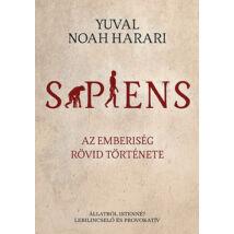 SAPIENS - AZ EMBERISÉG RÖVID TÖRTÉNETE