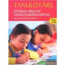 TANULÓTÁRS - JÁTÉKOS KREATÍV TANULÁSMÓDSZERTAN 1-2. OSZTÁLY