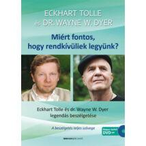 MIÉRT FONTOS, HOGY RENDKÍVÜLIEK LEGYÜNK? + DVD