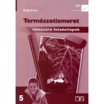TERMÉSZETISMERET 5. OSZTÁLY /TÉMAZÁRÓ FELADAT/