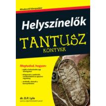 TANTUSZ KÖNYVEK - HELYSZÍNELŐK