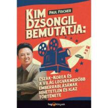 KIM DZSONGIL BEMUTATJA: