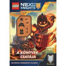 LEGO NEXO KNIGHTS - A KÖNYVEK CSATÁJA