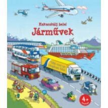 KUKUCSKÁLJ BELE! - JÁRMŰVEK