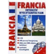 FRANCIA INTENZÍV NYELVTANFOLYAM (4 CD)