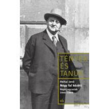 NÉGY FAL KÖZÖTT - NAPLÓJEGYZETEK 1944-1945