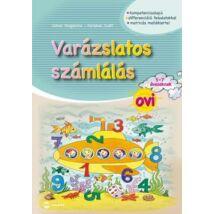 VARÁZSLATOS SZÁMLÁLÁS OVI 5-7 ÉVESEKNEK