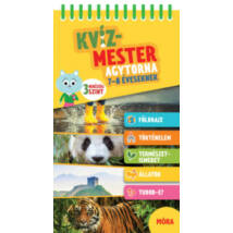 KVÍZMESTER - AGYTORNA 7-8 ÉVESEKNEK