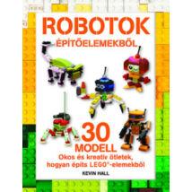 ROBOTOK ÉPÍTŐELEMEKBŐL