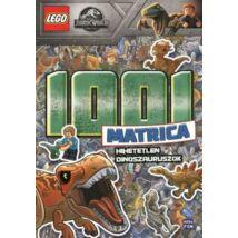 LEGO JURASSIC WORLD - HIHETETLEN DINOSZAURUSZOK - 1001 MATRICA