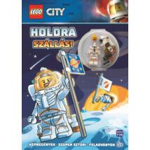 LEGO CITY - HOLDRA SZÁLLÁS!