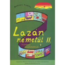 LAZÁN NÉMETÜL II. - NYELVKÖNYV KÖZÉPHALADÓKNAK