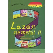 LAZÁN NÉMETÜL II. - NYELVKÖNYV KÖZÉPHALADÓKNAK