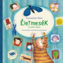 ÉLETMESÉK - CSALÁDI ALBUM + CD MELLÉKLET