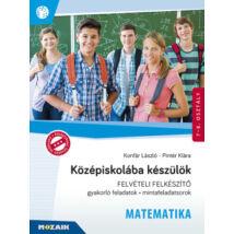 KÖZÉPISKOLÁBA KÉSZÜLÖK - MATEMATIKA 7-8. OSZT.