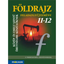 FÖLDRAJZ 11-12. KÖZÉP- ÉS EMELT SZINTŰ ÉRETTSÉGIRE KÉSZÜLŐKNEK