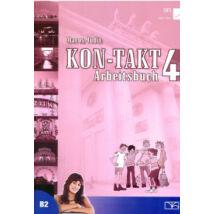 KON-TAKT 4. ARBEITSBUCH NT-56544/M/NAT
