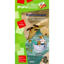 MINILÜK - MATEKBARANGOLÓ 1-2. OSZTÁLY
