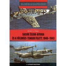 SASOK ÉSZAK-AFRIKA ÉS A FÖLDKÖZI-TENGER FELETT,1940-1943