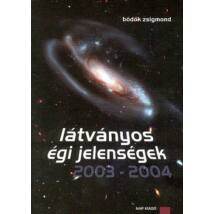 LÁTVÁNYOS ÉGI JELENSÉGEK 2003-2004