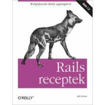 RAILS RECEPTEK