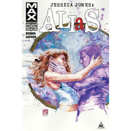 JESSICA JONES 3.: ALIAS