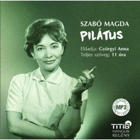 PILÁTUS - HANGOSKÖNYV - MP3