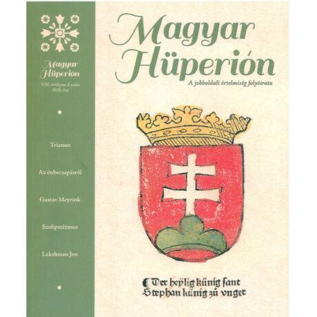 MAGYAR HÜPERION VIII. ÉVF. 2. SZÁM - 2020 ŐSZ