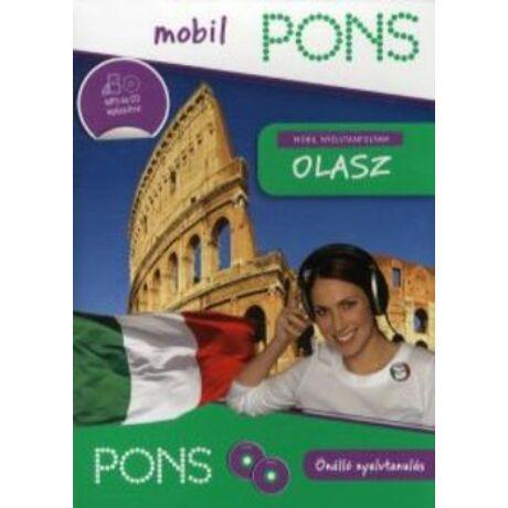 PONS - MOBIL NYELVTANFOLYAM OLASZ CD
