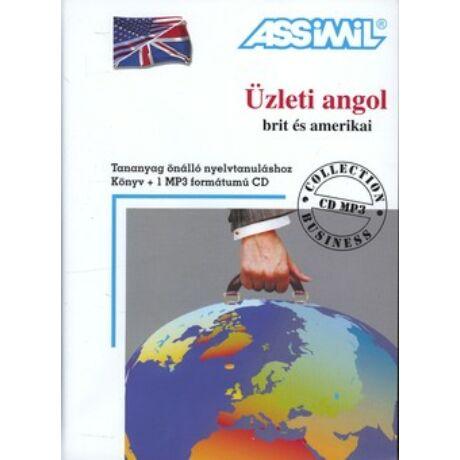 ASSIMIL - ÜZLETI ANGOL + MP3 CD