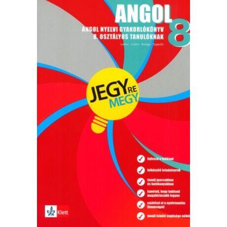 JEGYRE MEGY - ANGOL 8.