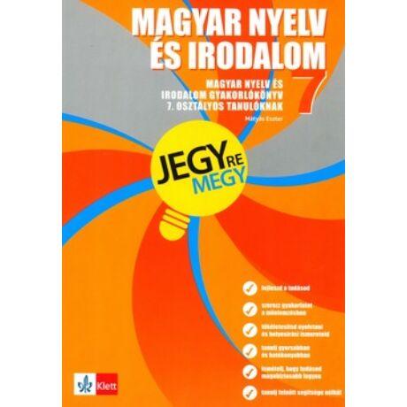 JEGYRE MEGY - MAGYAR NYELV 7