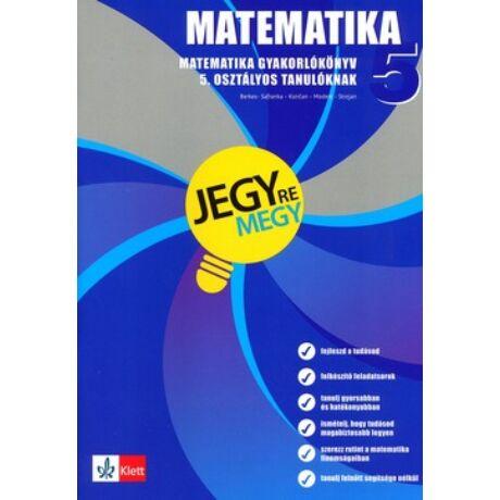 JEGYRE MEGY - MATEMATIKA 5.