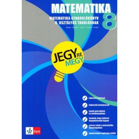 JEGYRE MEGY - MATEMATIKA 8.