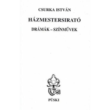 HÁZMESTERSIRATÓ