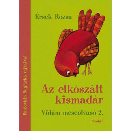 VIDÁM MESEOLVASÓ 2. - AZ ELKÓSZÁLT KISMADÁR