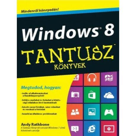 TANTUSZ KÖNYVEK - WINDOWS 8