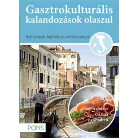 PONS - GASZTROKULTURÁLIS KALANDOZÁSOK OLASZUL
