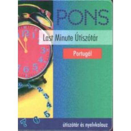 PONS - LAST MINUTE ÚTISZÓTÁR - PORTUGÁL