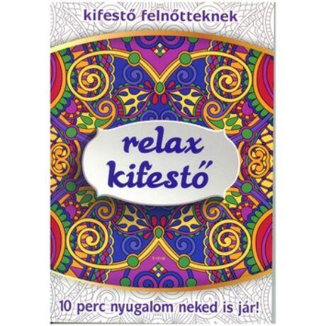 RELAX KIFESTŐ