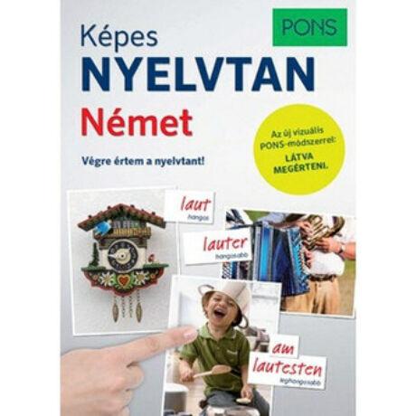 PONS - KÉPES NYELVTAN - NÉMET